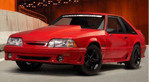 1993 5.0L Pushrod Mustang