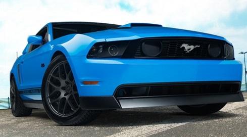 2011-2014 Coyote Mustang GT