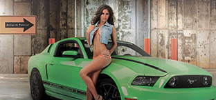 AmericanMuscle 2012 Calendar Wallpaper Icon