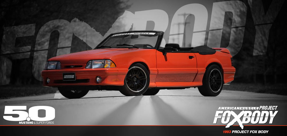 2013 Foxbody Project