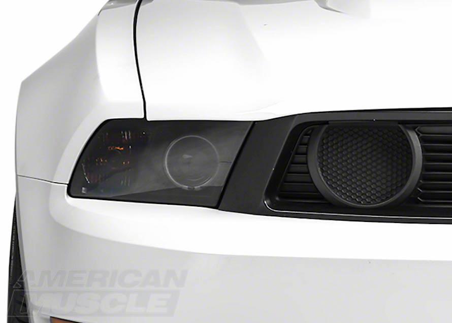 2010-2014 Mustang Fog Light Delete Inserts