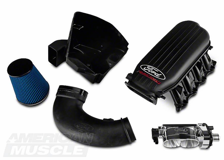 2011-2014 GT Mustang Cobra Jet Intake System