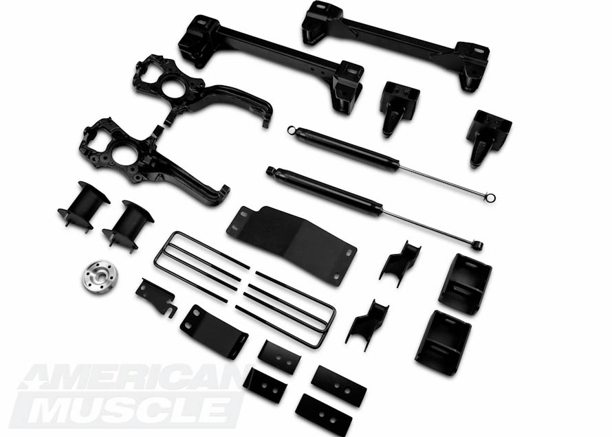 Zone Offroad 6in Lift Kit for 2015-2016 4WD F-150s