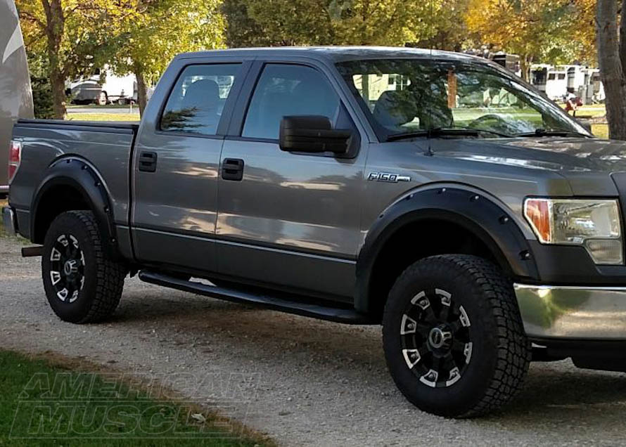 4.5in Suspension Lift for 2009-2014 4WD and 2WD F-150s