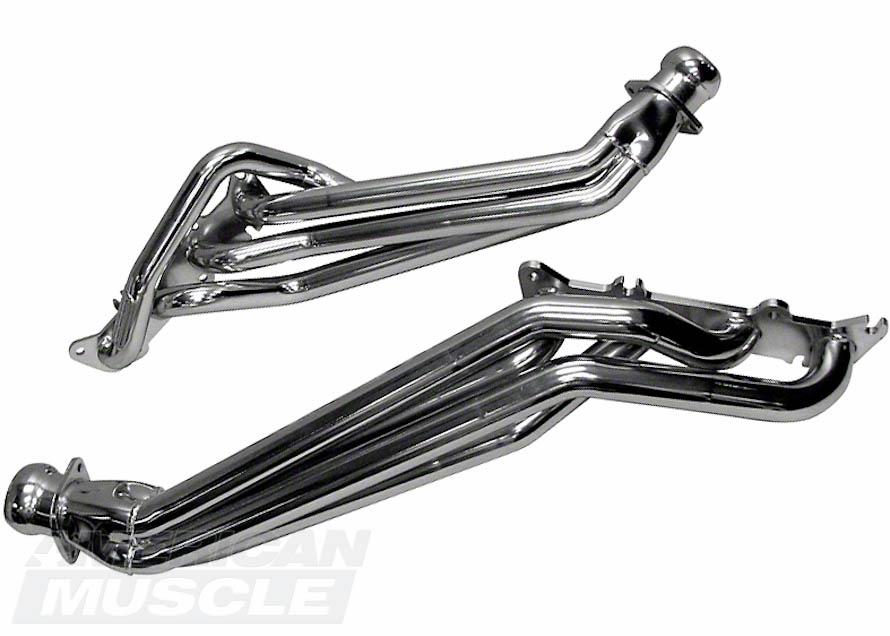 BBK Chrome 2011-2017 Mustang GT Long Tube Headers