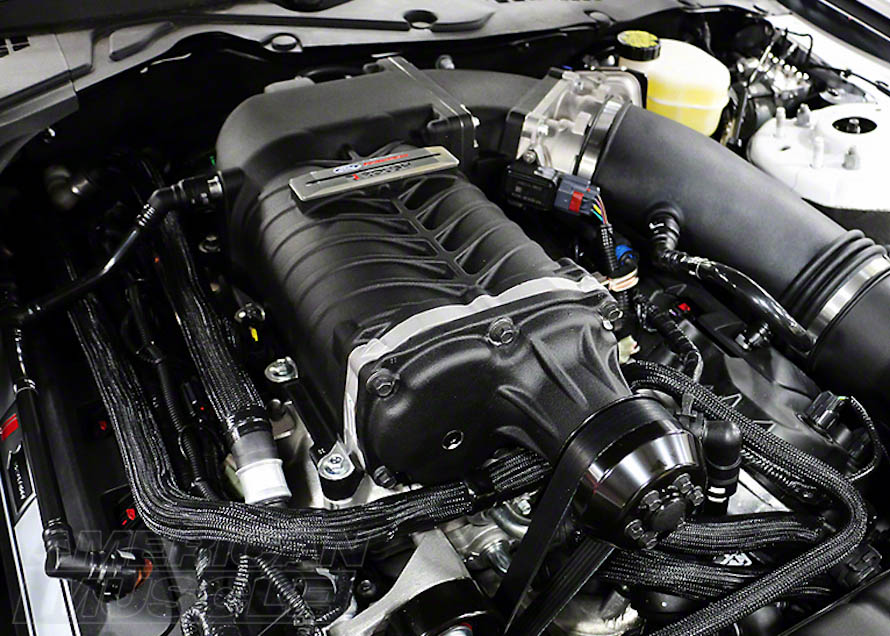 2015-2017 Mustang Supercharger