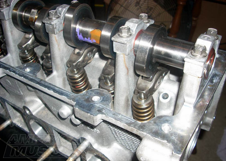 1996-2004 Mustang GT with an Upgraded Camshaft