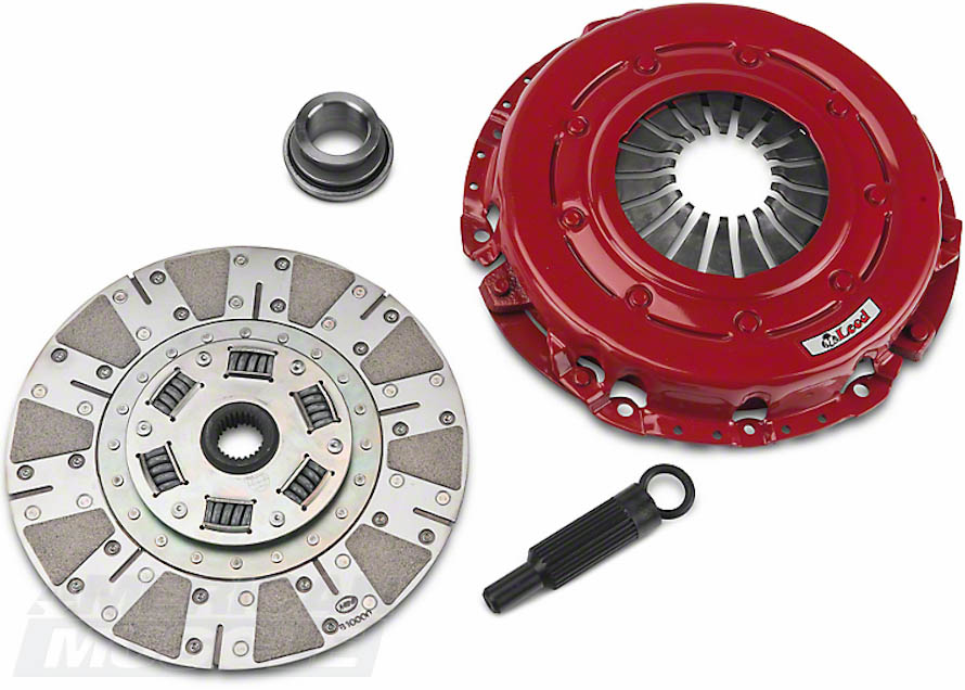 Ceramic Clutch Disc in a Kit for 1986-2001 Mustangs