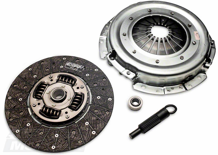 Stage 3 Exedy Mustang Clutch with Torsion Dampeners