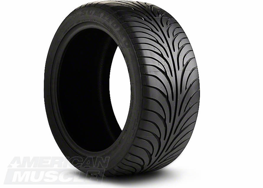 1979-2004 Mustang Performance Street Tire