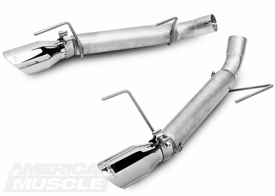 2005-2009 Mustang GT Resonator Muffler Axle-back Kit