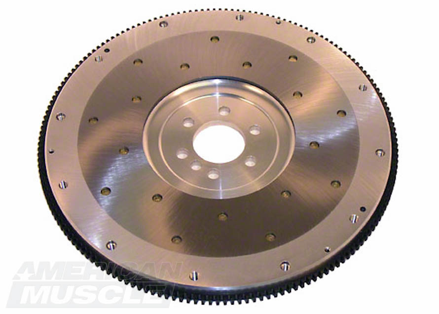 RAM Billet Aluminum 28oz Flywheel for 1986-1995 5.0L Mustangs