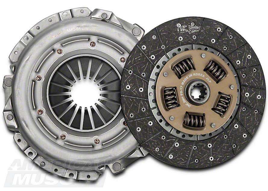 SR Performance OE-Style Replacement Clutch Kit for 1979-1985 5.0L Foxbodies