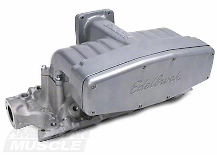 Edelbrock Performer EFI Intake Manifold for 1986-1995 5.0L Mustangs