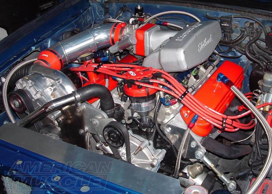 Edelbrock Victor EFI Intake Manifold Setup on 1986-1995 5.0L Mustang