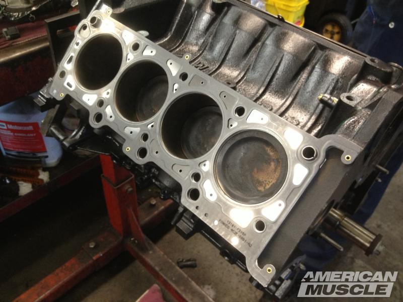 1996-2004 Mustang GT 2V Engine Block