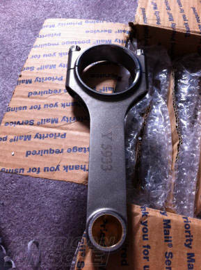 4.6L Mustang Connecting Rod