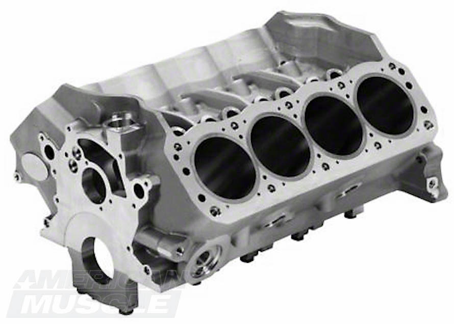 Ford Performance 351 Aluminum Mustang Engine Block