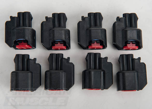 Mustang Fuel Injector Adapter Kit