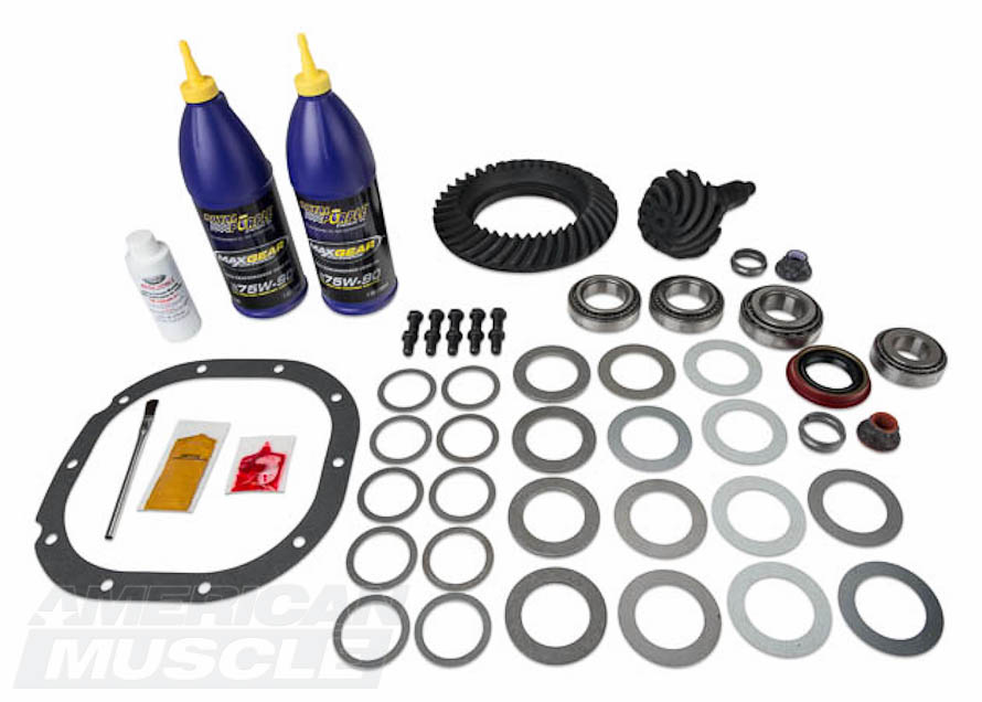 Ford Racing Mustang Rear Gears and Install Kit