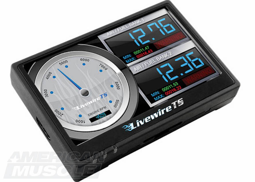 Livewire TS Mustang Tuner