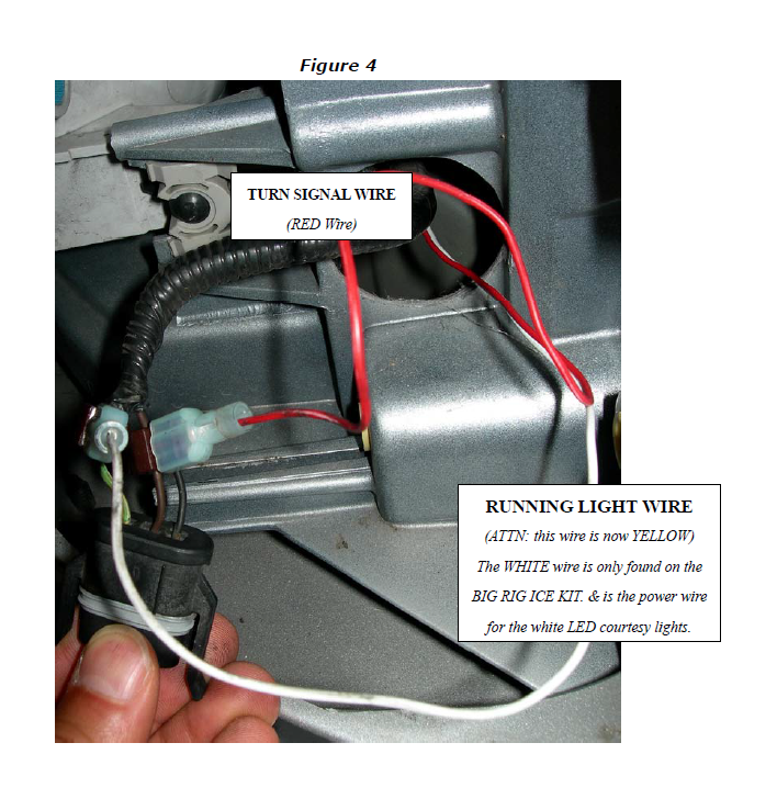 Big Rig Wiring : How to install recon in big rig led running light kit