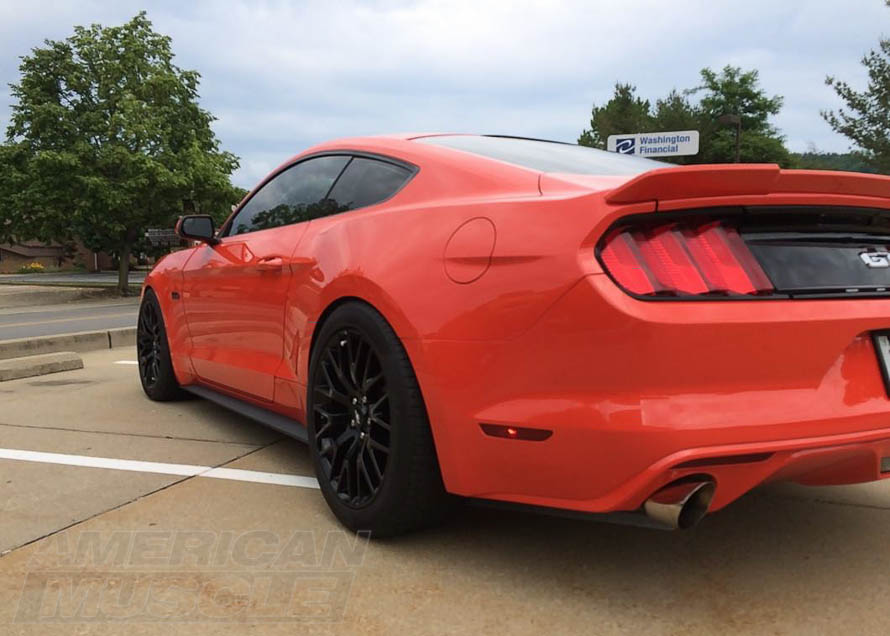 When Should I Add Wheel Spacers to My S550 Mustang? | AmericanMuscle