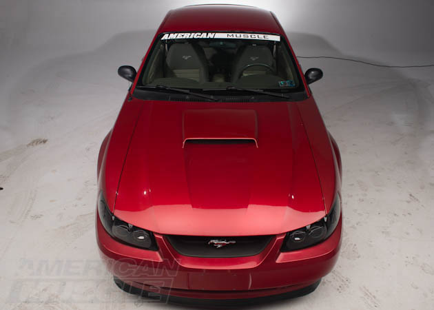 New Edge Mustang