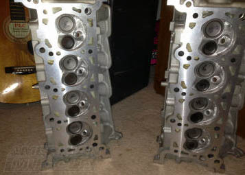 Ported PI 1996-2004 4.6L Mustang Cylinder Heads