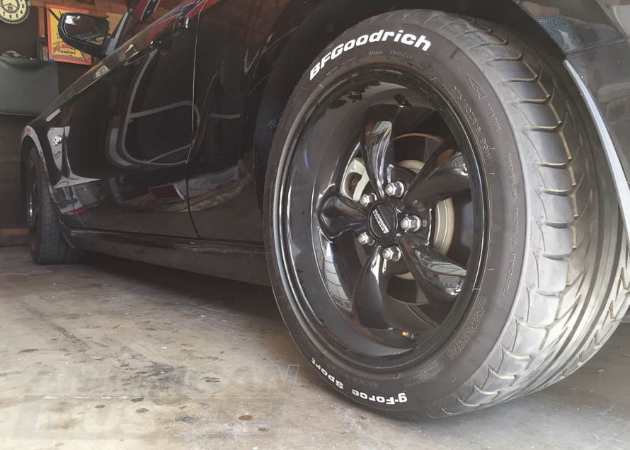 2011 Mustang Wheel Size >> Mustang Wheels - Buyer's Guide to Sizing, Looks, & Performance | AmericanMuscle