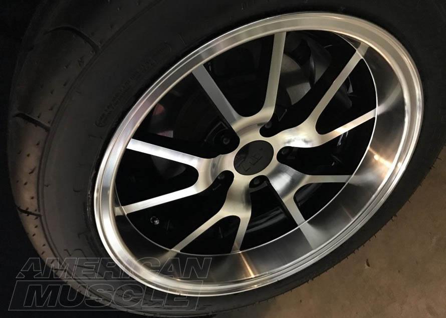 1994-2004 Mustang Aluminum 17x10.5 Deep Dish Wheel