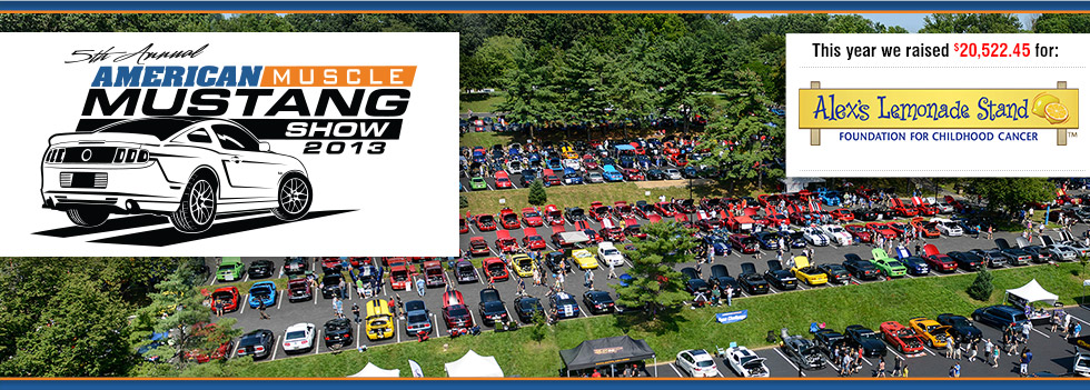 Muscle Car Shows In PA