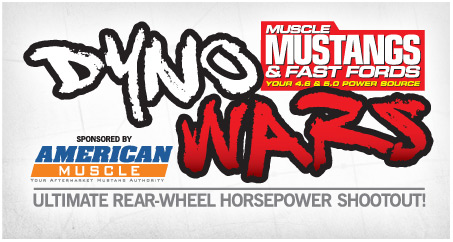 AmericanMuscle and Muscle Mustangs & Fast Fords Presents Mustang Dyno Wars 2012