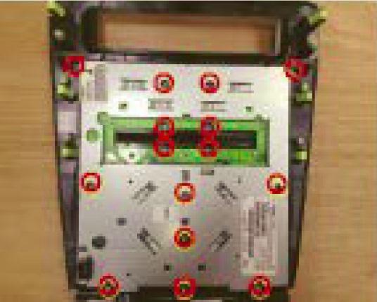 Raxiom OE Style GPS Navigation Installation 16