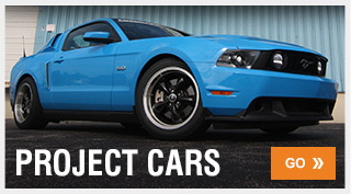 AmericanMuscle Project Cars