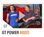 AmericanMuscle 05-09 GT Bolt-on Build-Ups Power Mods