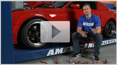 AmericanMuscle Bolt-On Build-Ups 05-09 GT Handling Mods