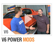 AmericanMuscle 05-09 V6 Bolt-on Build-Ups Power Mods