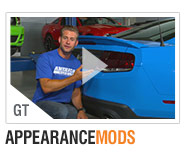 AmericanMuscle 10-13 GT Bolt-on Build-Ups Appearance Mods