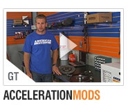 AmericanMuscle 94-98 GT Bolt-on Build-Ups Handling Mods