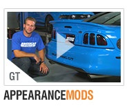 AmericanMuscle 94-98 GT Bolt-on Build-Ups Appearance Mods