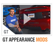 AmericanMuscle 99-04 GT Bolt-on Build-Ups Appearance Mods