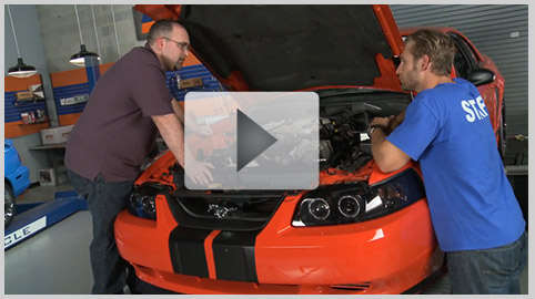 AmericanMuscle Bolt-On Build-Ups 99-04 V6 Power & Acceleration Mods