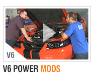 AmericanMuscle 99-04 V6 Bolt-on Build-Ups Power Mods