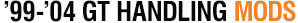 AmericanMuscle Bolt-On Build-Ups 99-04 GT Handling Mods