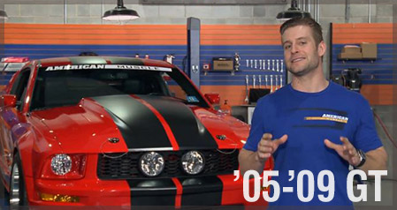 AmericanMuscle Bolt-On Build-Ups - 05-09 GT