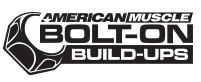 AmericanMuscle 10-14 Bolt-on Build-Ups
