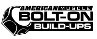 AmericanMuscle 10-13 Bolt-on Build-Ups