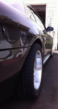 1999 GT - Side Angle Photo