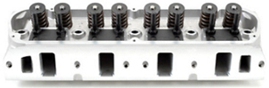 Foxbody Mustang Edelbrock cylinder heads